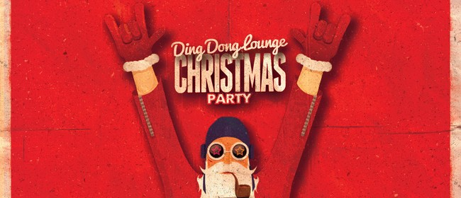 Ding Dong Lounge Christmas Party