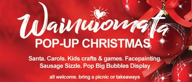 Wainuiomata Pop-Up Christmas