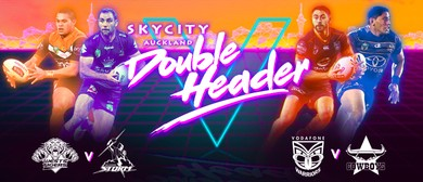 SKYCITY Auckland Double Header