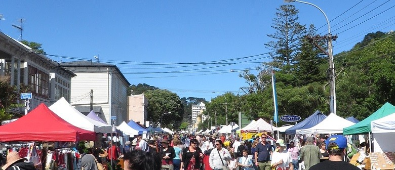 Thorndon Fair