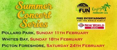 Summer Concert Pollard Park