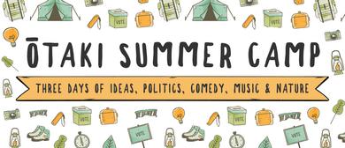 Ōtaki Summer Camp