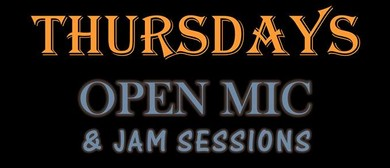 Open Mic & Jam Sessions