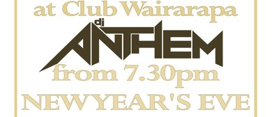 New Year's Eve Party with DJ Anthem