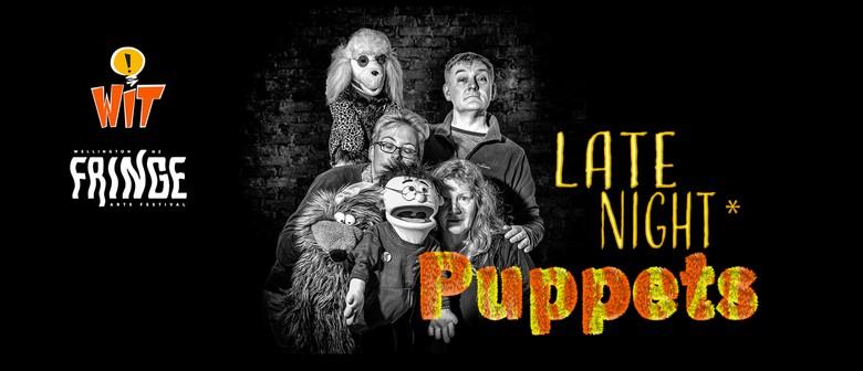 Late Night Puppets