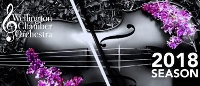 Wellington Chamber Orchestra (WCO) 2018 Season