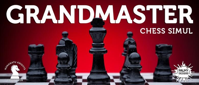 Grandmaster Chess Simul
