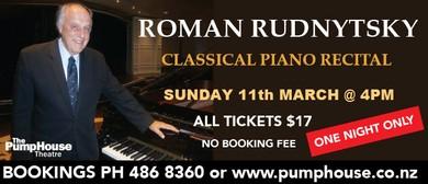 Roman Rudnytsky Concert Pianist