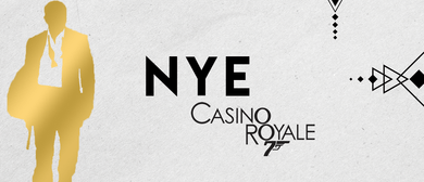 Bollywood Affair's NYE Casino Royale Party