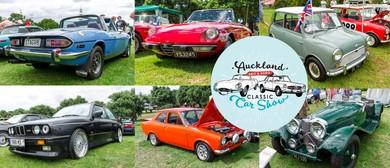 Auckland Brit & Euro Car Show 2018