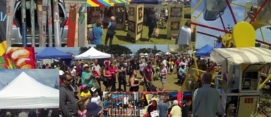 Foxton Beach New Year Fair