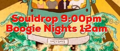 Souldrop NZ Tour
