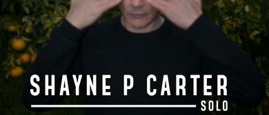 Shayne Carter solo