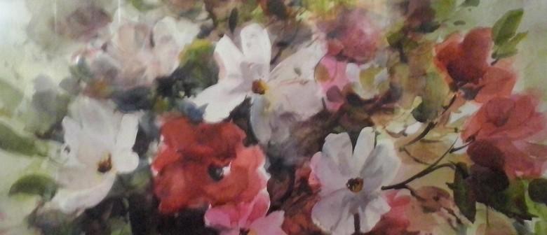 Florals In Acrylic
