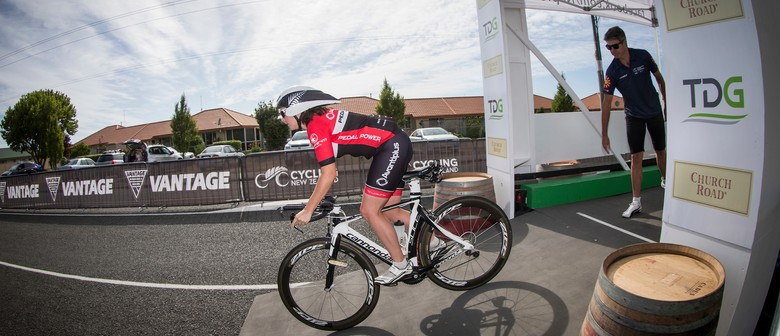 BDO Elite Road National Championships - Time Trials - Napier