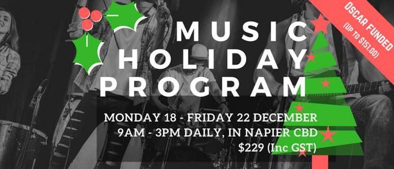 Christmas Music Holiday Programme