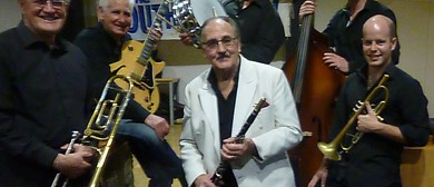 Swinging Christmas with The Southern Jazzmen
