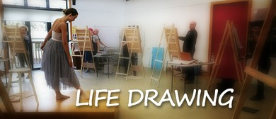 Life Drawing Evenings with Alan Croggon (​ACA1-1)