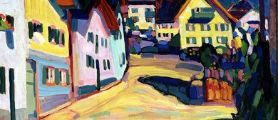 Workshop: Painted Villages Kandinsky Style