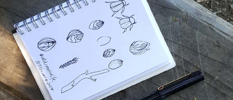 Studio One Toi Tū - Mindfulness Through Nature Journaling