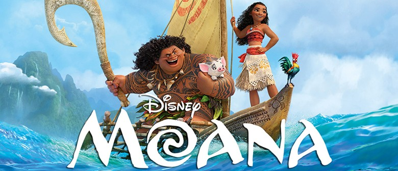 Night Owl Cinema presents Moana
