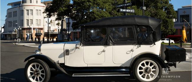 Vintage Car Rides - ADF18