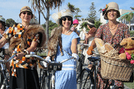 Bicycle Belles - ADF18