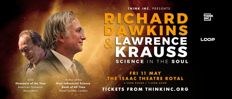 Richard Dawkins & Lawrence Krauss: Science In The Soul