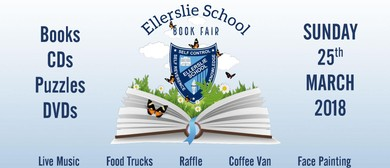 Donations for Ellerslie School's Book Fair