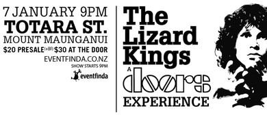 The Lizard Kings Doors Experience