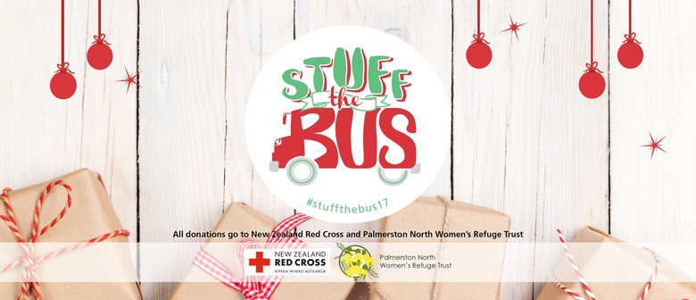 Stuff the Bus Collection Point #12