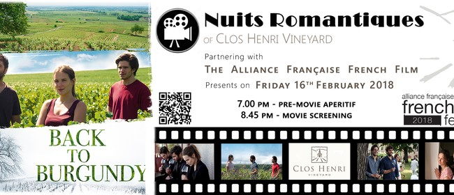 Nuits Romantiques - French Outdoor Cinema