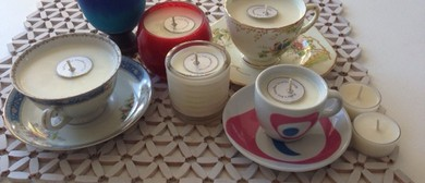 Candle Making With Soy Wax