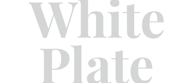 Ray White White Plate, Dinner On the Bridge