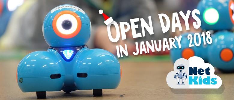 Open Days At Net Kids