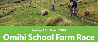 Omihi School Farm Race