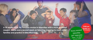 NZSL for Families