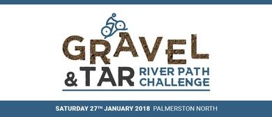 Gravel and Tar River Path Challenge