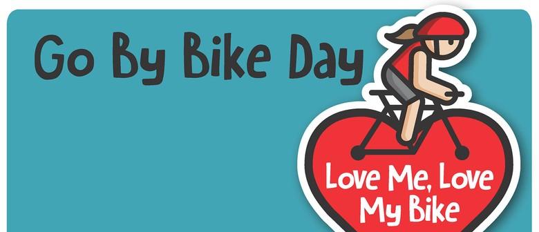 Go By Bike Day Rotorua