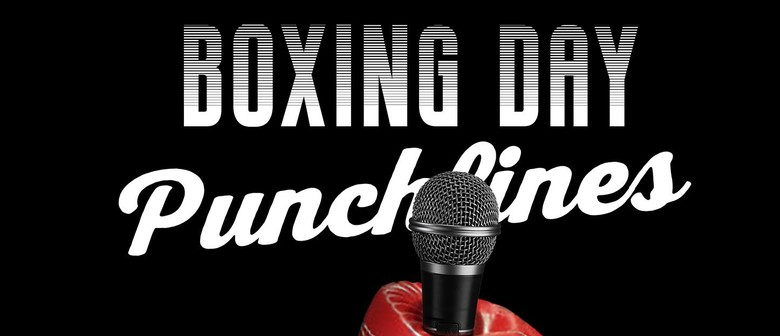 Boxing Day Punchlines