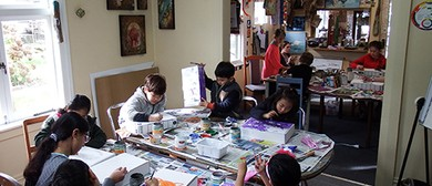 Art Classes for The Summer School Holidays