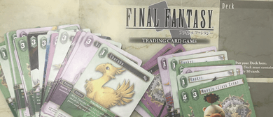 Final Fantasy Card Game for Beginners