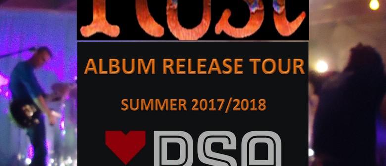 Rust - Album Release Tour