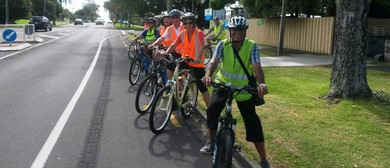 Be Work Cycle Savvy - Cycle Skills Course