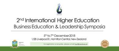 2nd International Business and Leadership Symposium