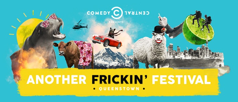 Comedy Central's Another Frickin' Festival Showcase