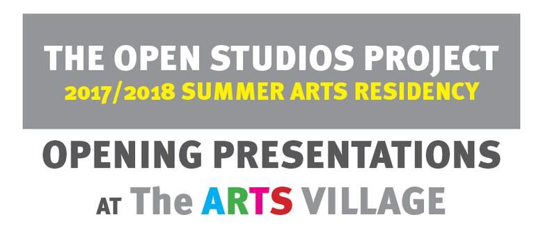 Opening Presentations - Open Studios Project