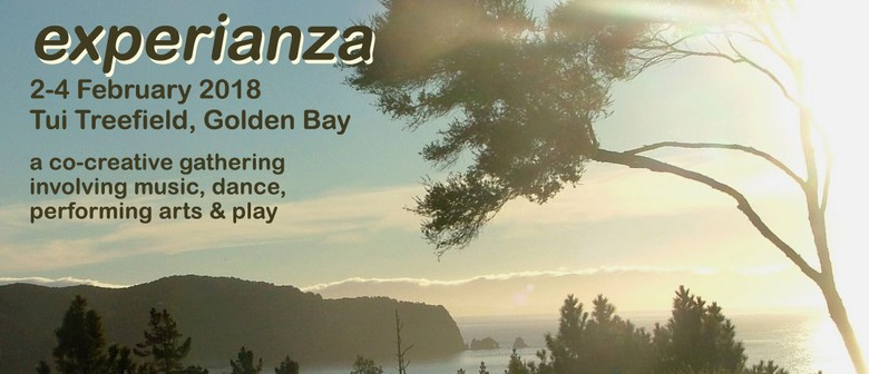 Experianza - A Gathering of Community, Dance, Music & Play