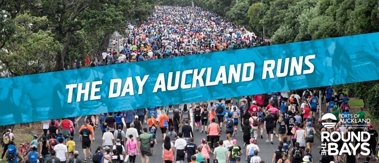 Ports of Auckland Round the Bays 2018
