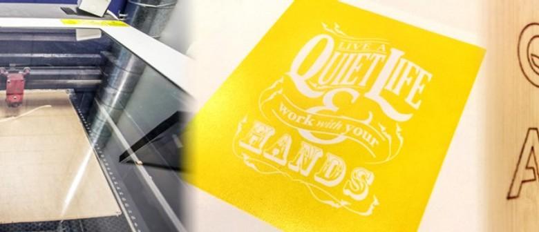 Laser Cutting Design Workshop: CANCELLED